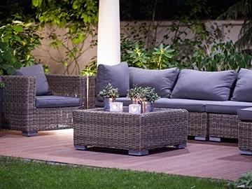 Home24 Oster Gutschein: 15 % Rabatt auf Gartenmöbel